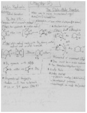 CHEM 302 Chapter 15 Notes