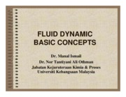 lecture 03lect 03 Fluid Dynamic Basic Concepts