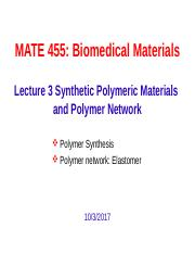 Lecture 3 Synthetic Polymeric Materials 10-3.pptx