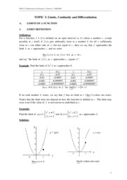 8031137-Mathematics-Techniques-Topic-3-Limits-Continuity-Differentiation-T1-200809
