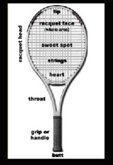 Racquet Diagram