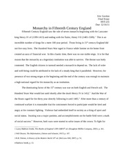Monarchy in Fifteenth Century England (Final A)