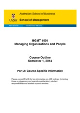 MGMT1001_Managing_Organisations_and_People_S12014