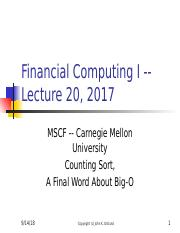 FC I Lecture 20 -- 2017.pptx