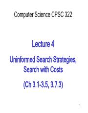 Lecture 4 - Search - Uninformed and with Costs.pdf