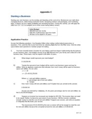 Starting a Business mat116_appendix_c[2]