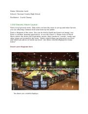 1.04 Grocery Store Layout.docx