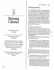 motivatin essay Why is the study of different theories of motivation important to managers introduction to be motivated means to be moved to do something motivation is.