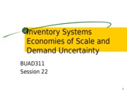 311_session_22_economies_of_scale_and_demand_uncertainty
