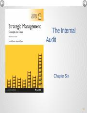 Chapter 6 The Internal Audit.pptx