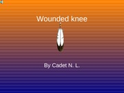 Wounded knee (1)