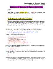Week 6, Changes to Supply and Demand Assignment (Long).docx
