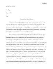 Sample documented essay 2 pdf lastname 1 firstname lastname ms