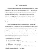 com communication fiu page course hero 4 pages essay 1 internal communication