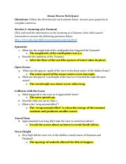 Circulation of the Atmosphere Web Quest Answer Key.pdf ...