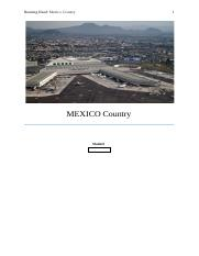 MEXICO Country.docx