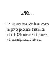 3857505-GPRS-Overview.ppt
