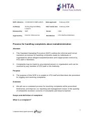 RES-SOP-Complaints - Process for handling complaints about maladministration.pdf