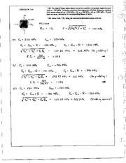 837_Mechanics Homework Mechanics of Materials Solution