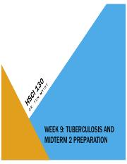 HSCI130_Week 9_TB and Midterm 2 Preparation_Summer 2017_pdf.pdf