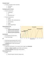 Ch. 6 Microbial Growth Notes.docx