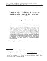 3 family business in poland