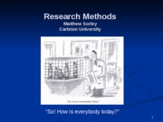 Chapter 2-Research Methods