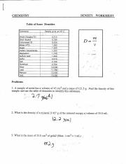 Perimeter Worksheets For 3rd Grade Pdf Chemistry  North Miami Senior High School  Course Hero Get Worksheets with Matrices Worksheets Excel  Pages Densitypacketkey Math Worksheet Multiplication Word