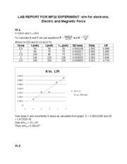 LAB REPORT FOR MP10 EXPERIMEN1