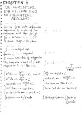 Calc Chapter 6 Class Notes