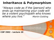 20-Inheritance-and-Polymorphism-1