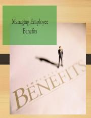 Topic 9 Managing Employee Benefits.pdf