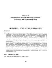 Study Guide Ch 47 MODIFIED for only Intro to Property.docx