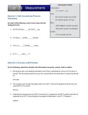 Lab 3 Exercises 1-5 Combined (online)