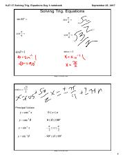 9-27-17 Solving Trig. Equations Day 1.pdf
