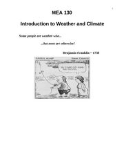 weather and climate slides