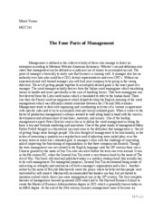 Management Instatnt A 10 page