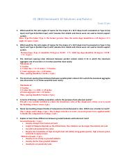 CE 2810 Homework 10 Solutions and Rubrics.pdf