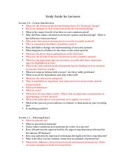Study Guide for Lectures.docx