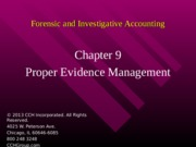 6Ed_CCH_Forensic_Investigative_Accounting_Ch09