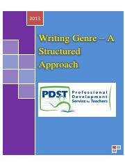 Writing-Genres-Template.pdf