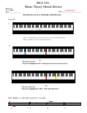 Music+Theory+Hmwk+Review+-+ANSWER+KEY