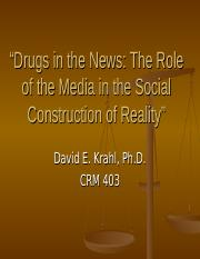 Drugs in the NewREV.ppt