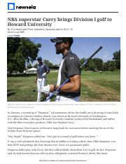 NBA Superstar Curry Brings Division I Golf to Howard University.pdf