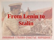 From_Lenin_to_Stalin_-_PPT