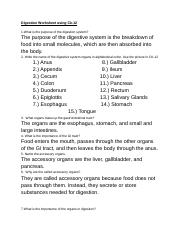 Digestion Worksheet Ck12.docx