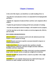 Chapter 2 Summary and Key Terms.docx