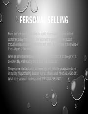 chapter 9 -Personal selling.pptx
