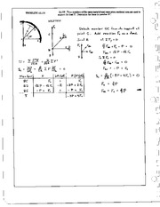 1415_Mechanics Homework Mechanics of Materials Solution