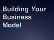 business model process
